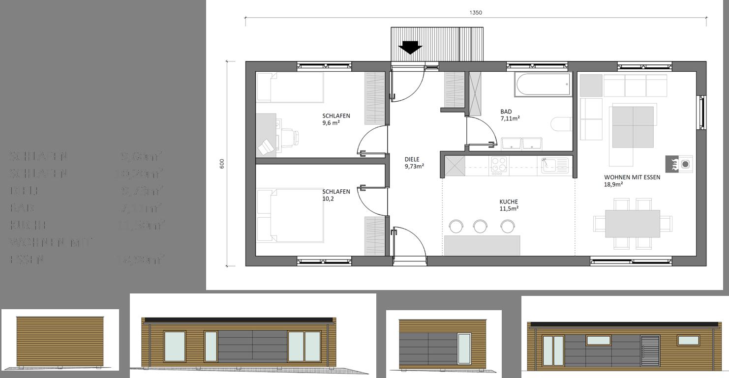 Modulhaus Aus Polen – Wohn-design